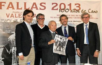Fallas 2013